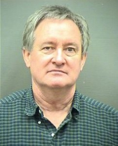 Senator Crapo's mug shot (Source: Alexandria, Virginia Police Department)