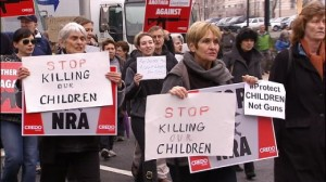 Protesters mass in Washington, D.C. to demand action against  gun slaughter (Credit:Fox News, D.C.)