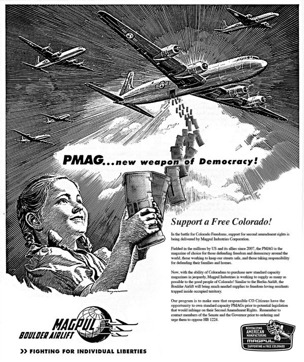 Magpul's Internet Ad