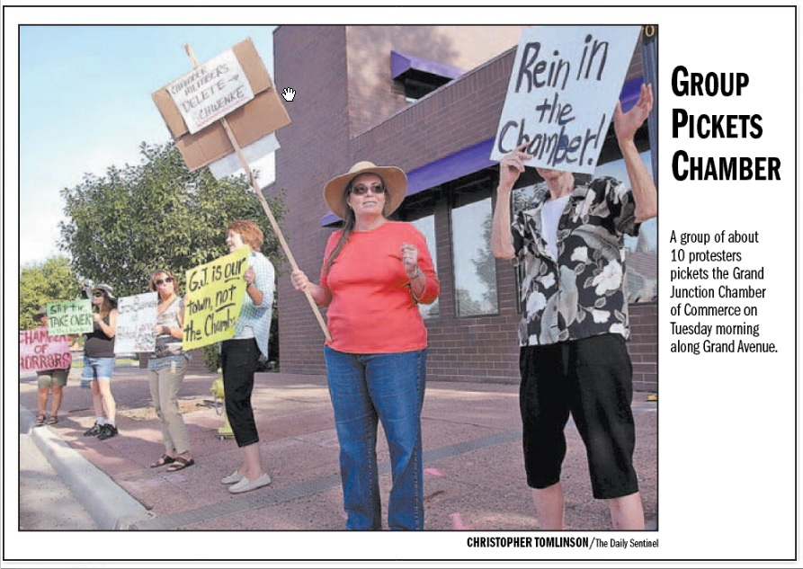 Photo credit: Christopher Tomlinson/Grand Junction Daily Sentinel