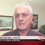 Former Grand Junction Mayor Bill Pitts