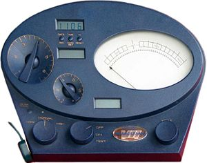 Scietology's Mark Super VII Quantum E-meter (Photo: Wikipedia)
