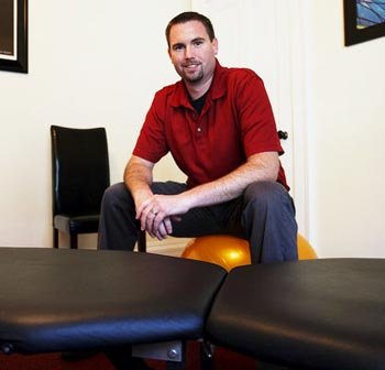Dr. Bryce Christianson of Colorado Chiropractic and Muscle Care in Grand Junction