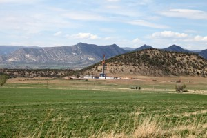 Garfield County drilling rig (Photo: Garfield County government)