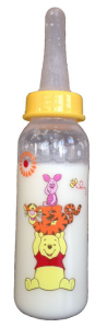 An adult baby bottle for sale on EBay