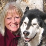 Peggy Tibbetts, an author who blogs about life up-valley in Silt, Colorado