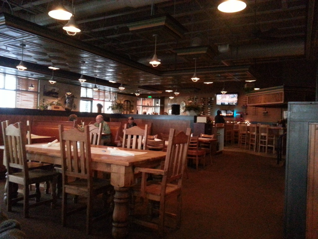 Citrola's Italian Grill's wonderful, warm ambiance makes it a comfy place for a meal