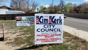 Kim Kerk also supports the same old constituencies. Don't others matter?