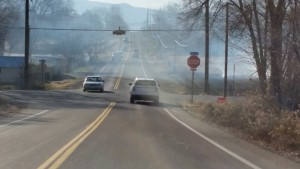 Open burning of fields along roads in Grand Junction's residential areas creates a visibility hazard for drivers, and health hazards for residents, pedestrians, bicyclists and more.