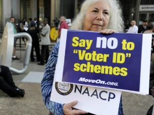 When will media report on the fact that Voter ID laws are really designed to prevent certain voters from accessing the polls?