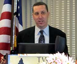 Chief Deputy D.A. Dan Rubenstein, lead county DA pursuing Blagg juror (Photo Credit: CO Bar Assoc.)