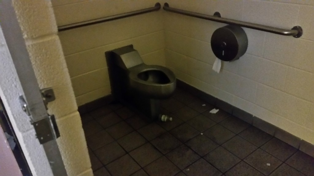 Grand Junction's Public Toilets