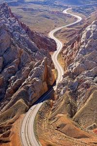 Utah's San Rafael Swell area