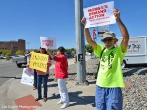 Grand Junction Gun Club Protest