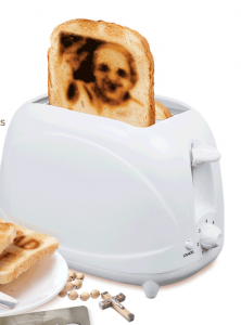 Pope Toaster