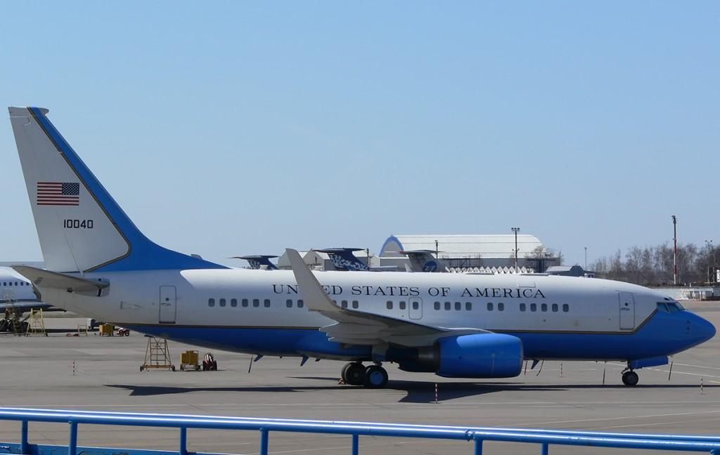 USA_-_Air_Force_Boeing_C-40B_BBJ_(737-7CP)_01-0040_(4866253919)
