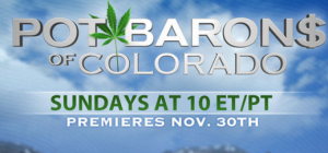 TV networks show documentaries about the boon legal marijuana has been to Colorado's economy