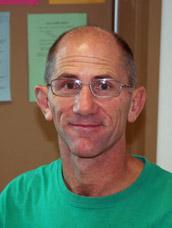 Mr. Dunham, Delta Middle School drama teacher