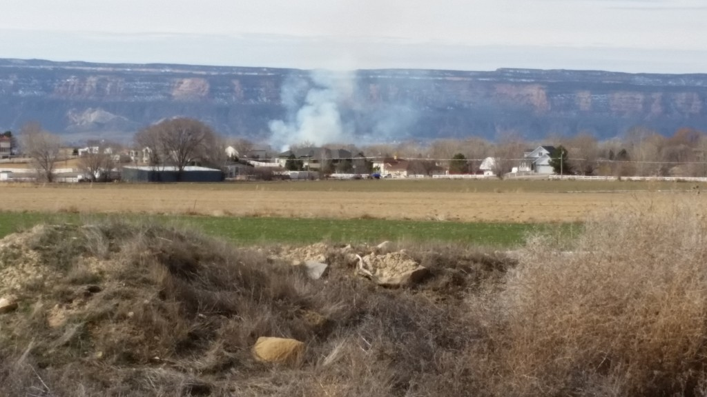 Open Burning Grand Junction