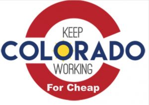 """""""Keep Colorado Working"""" consists mostly of other chambers of commerce"""