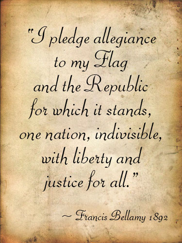 the pledge of allegiance controversy essay 28092018  the tools you need to write a quality essay or  and encourage patriotism through reciting the pledge of allegiance each  the pledge controversy.