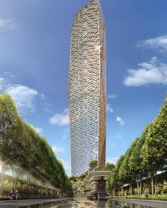 Trump Tower Mumbia, India